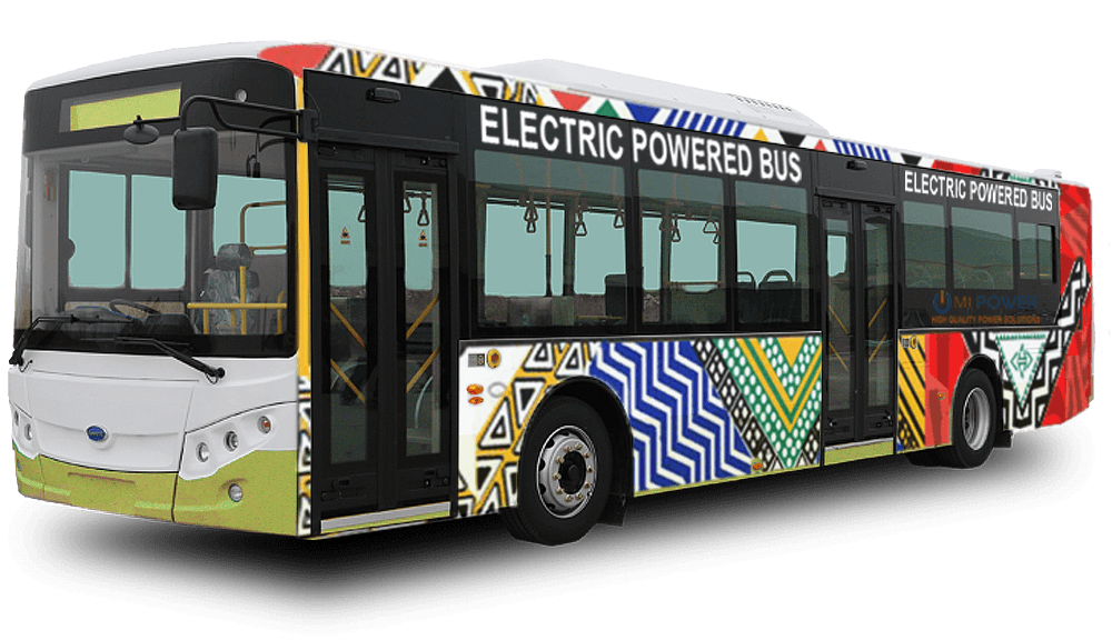 mipower electric bus