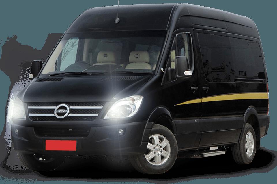 executive bus